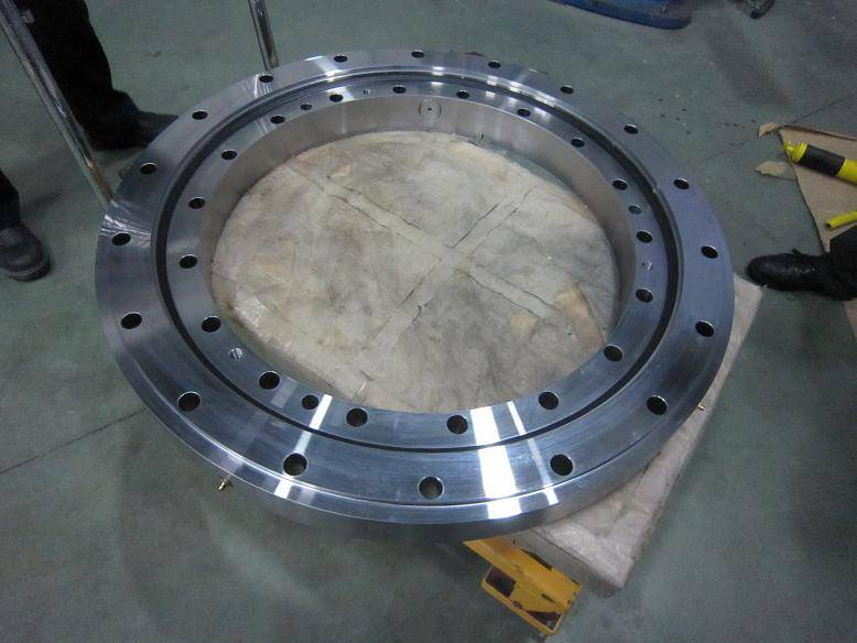 UWE SLEWING BEARING FOUR POINT CONTACT BALL SLEWING BEARNG