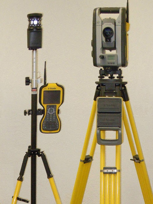 Used Trimble SPS930-1 High Precision Robotic Total Station