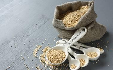 White Quinoa Gluten Free