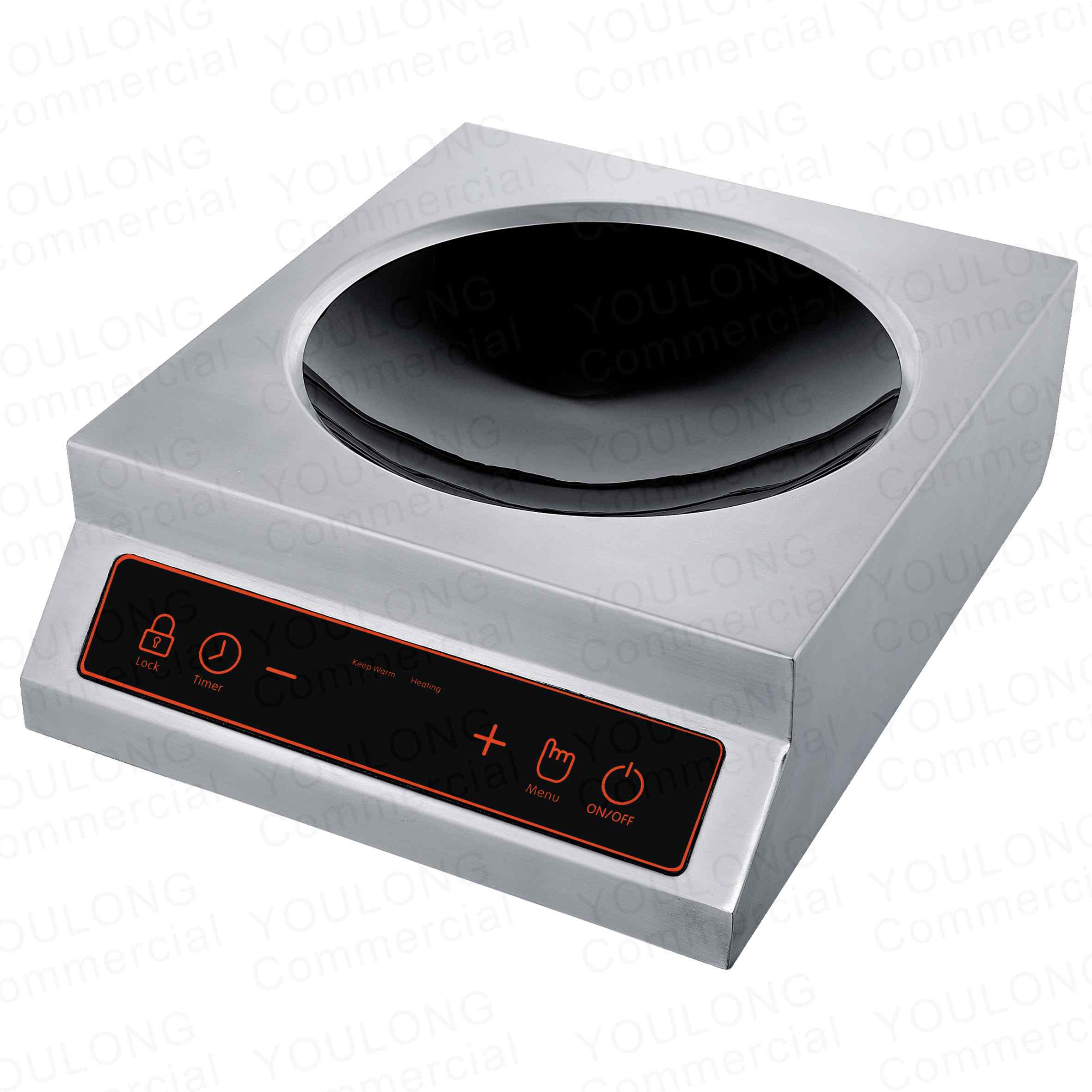 induction cooker C5101-BW Press Control