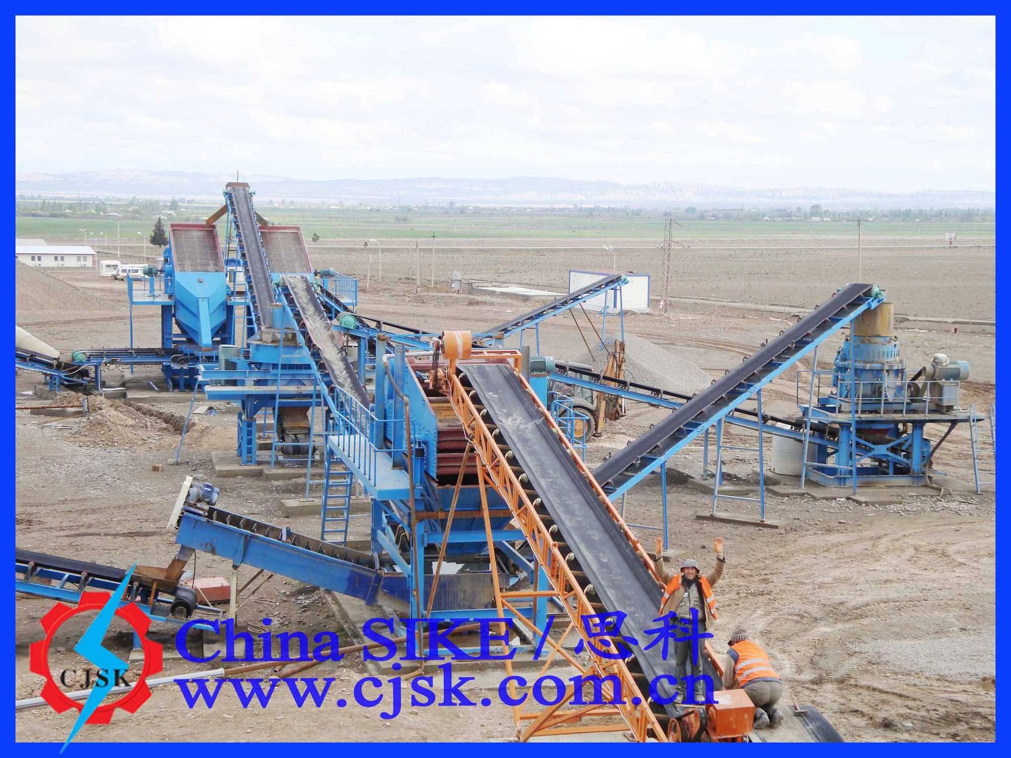 PL1 Optimized Stone Production Line