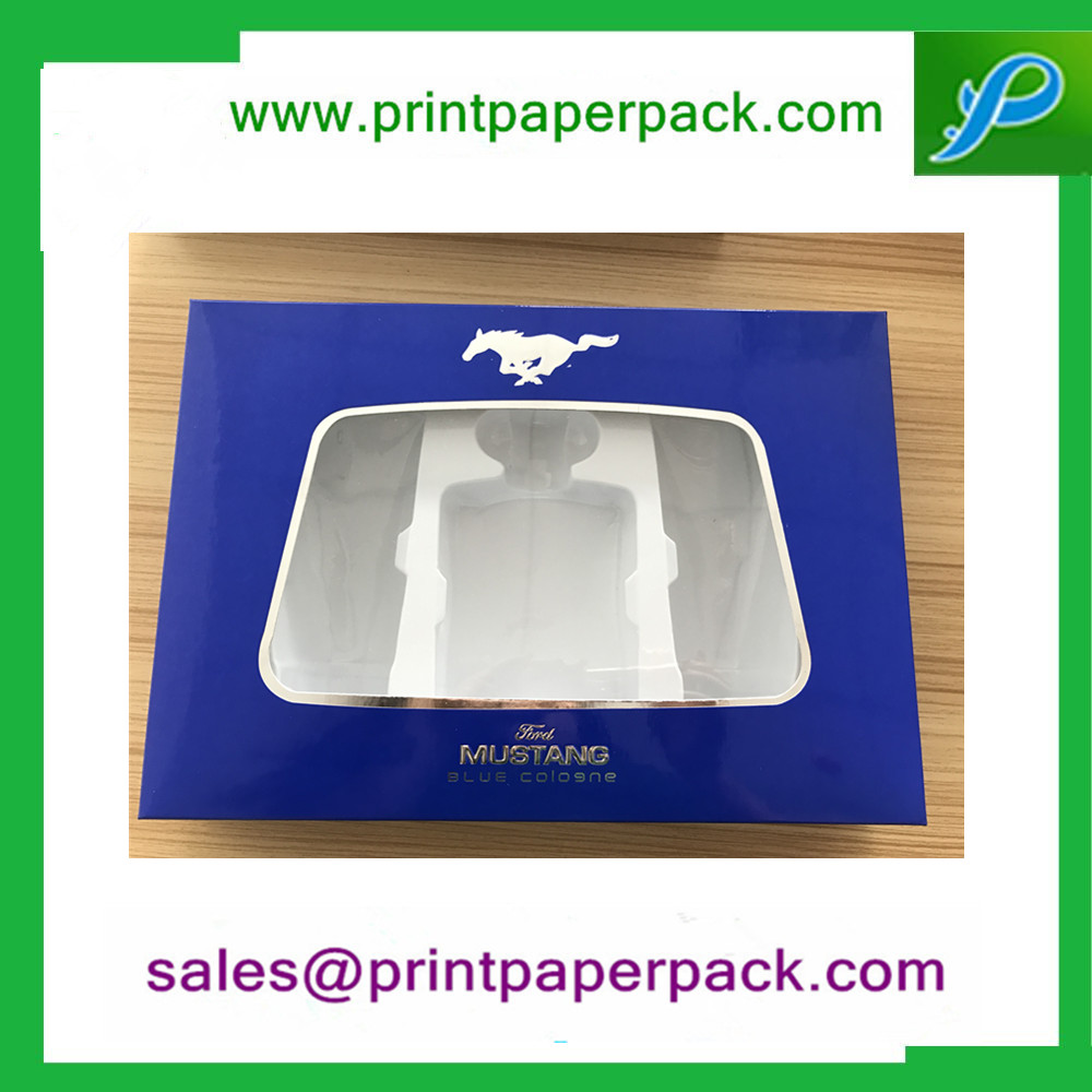 Luxury Custom Printed Paper Folding Eyelashes Cosmetic Jewelry Packing Box