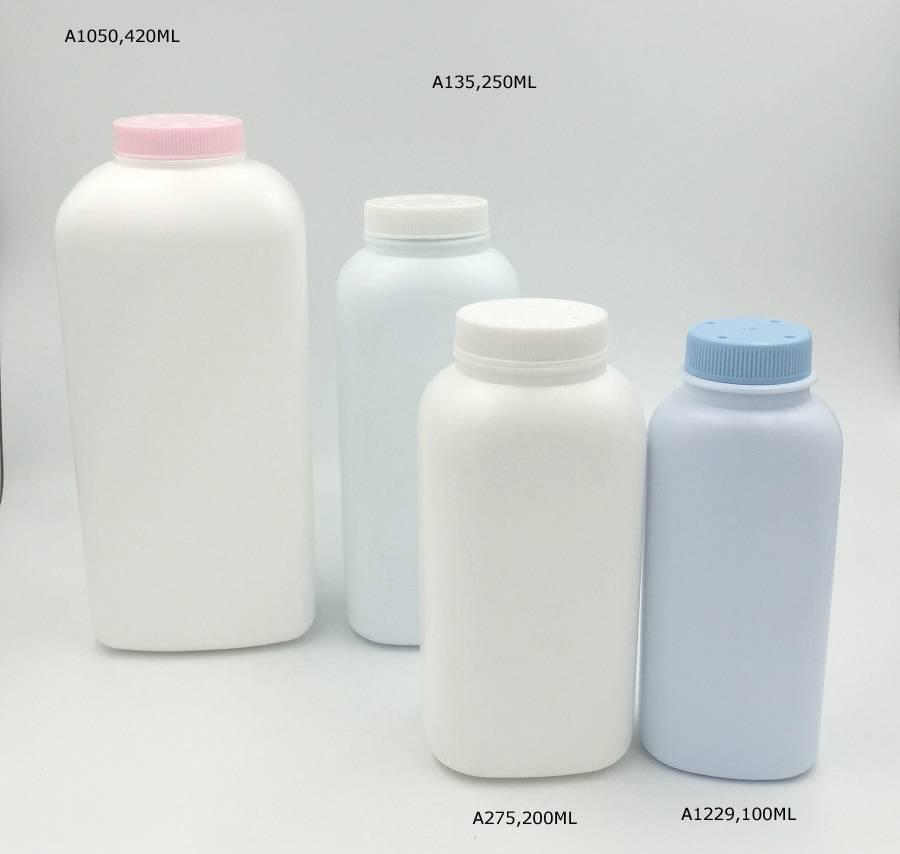Baby Powder Bottle, Powder Container, PP Bottle, Powder Jar
