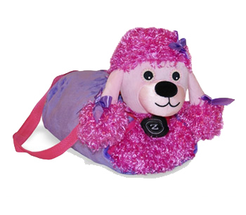 Duffel Dogs - Posh The Poodle
