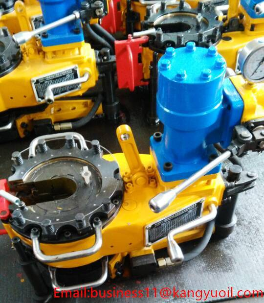 Oilfield equipment sucker rod hydraulic power tong XQ29/2.6Y
