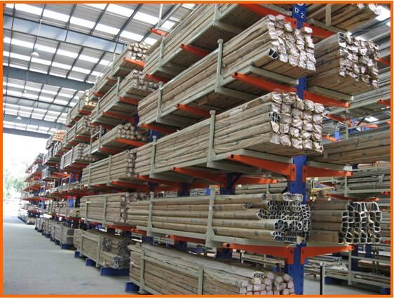 Cantilever Rack-Pallet Rack, Industrial warehouse/storage Racking