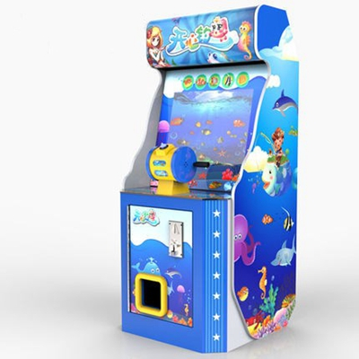 Hot Selling Amusement Game Machine Happy Go Fishing Capsule Gift Coin Operated Game Machine