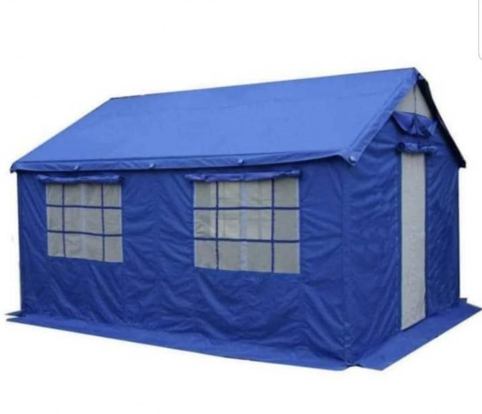 Ourdoor construction site tent