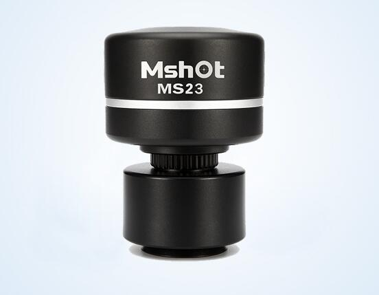 MS23 2.3 megapixels scientific camera for weak fluorescence
