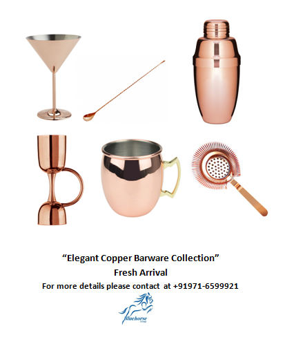Exclusive Bar ware Collections