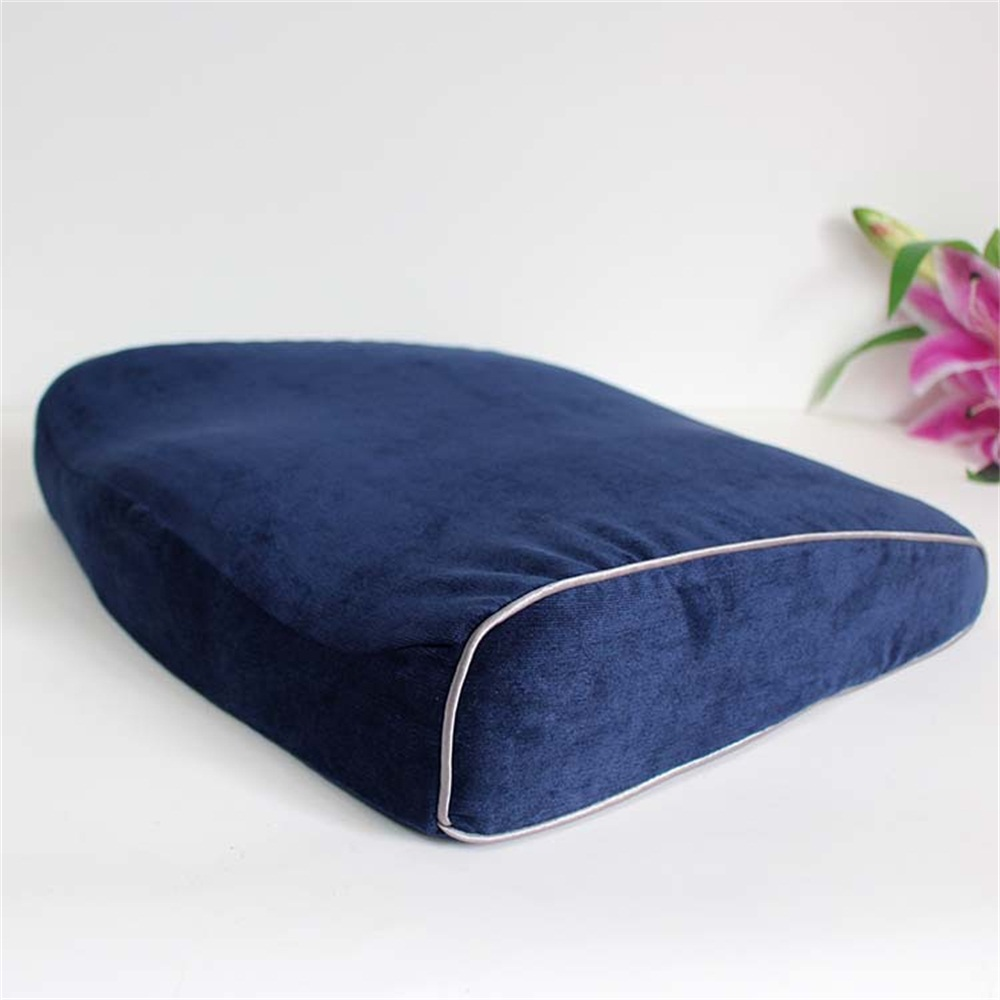 Memory foam beauty hip seat cushion office chair with orthopedic support cushion