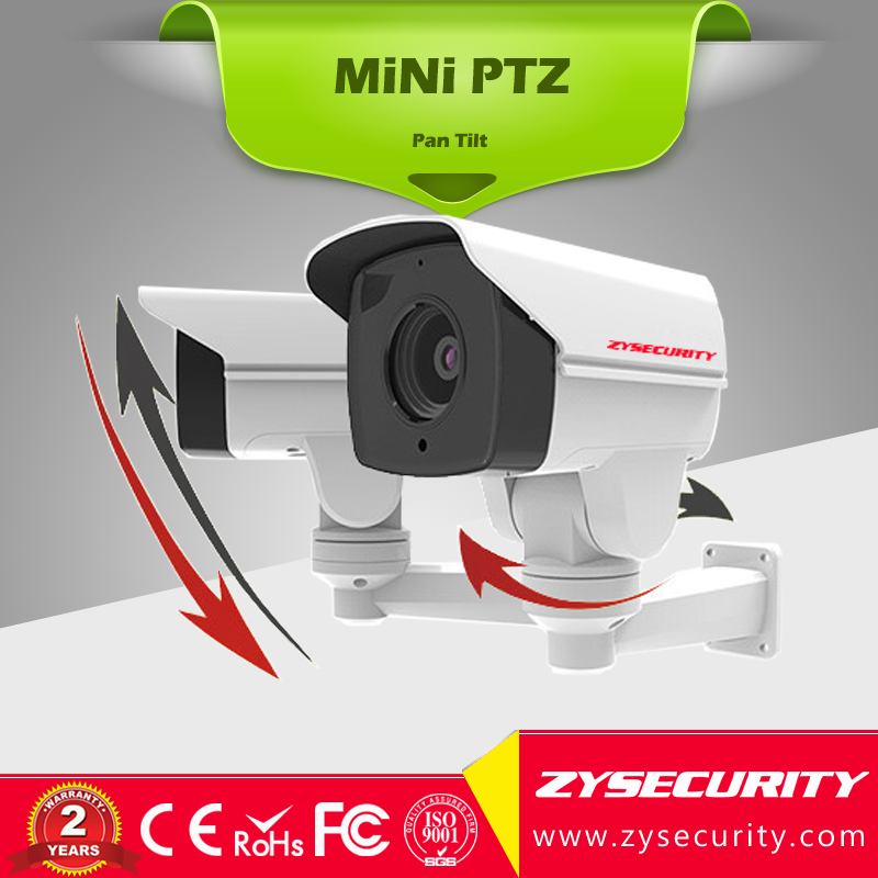 zysecurity 1080P 10x zoom IP mini PTZ