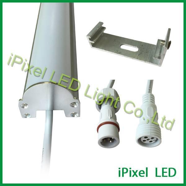 Color Dreamer Aluminum DMX LED tube 16Pixels