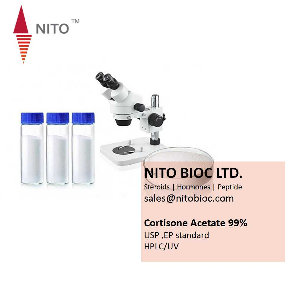 Cortisone Acetate,Chinese best quality steriods, strongest anabolic hormones