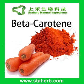 1% Beta carotene of Carrot extract
