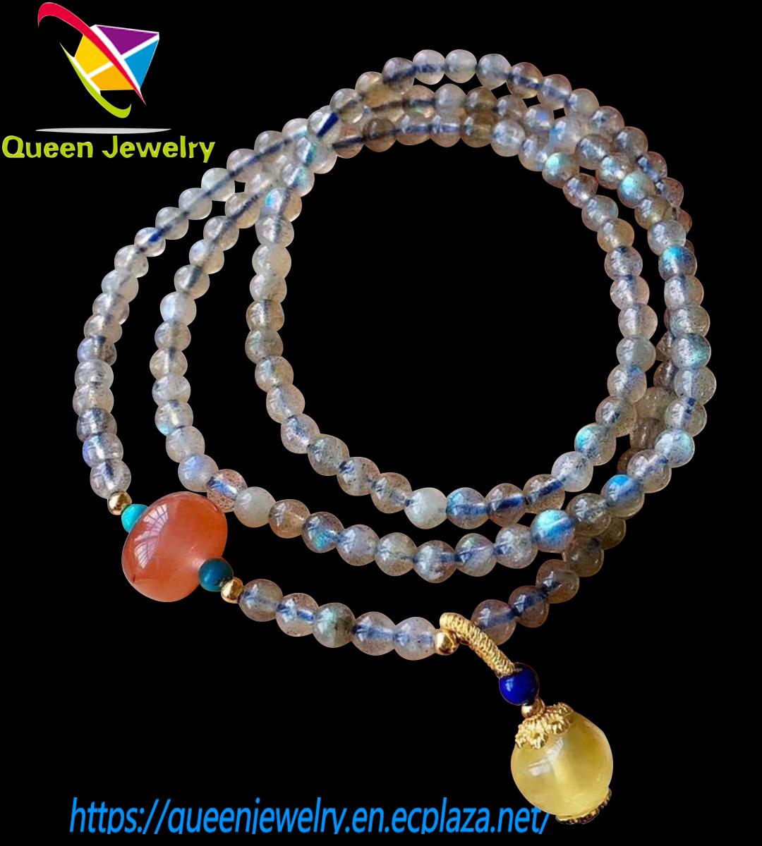 moonstone magic jewelry Beautiful Powerful Beaded Bracelet gemstone Fashion Healing Gift Wellness