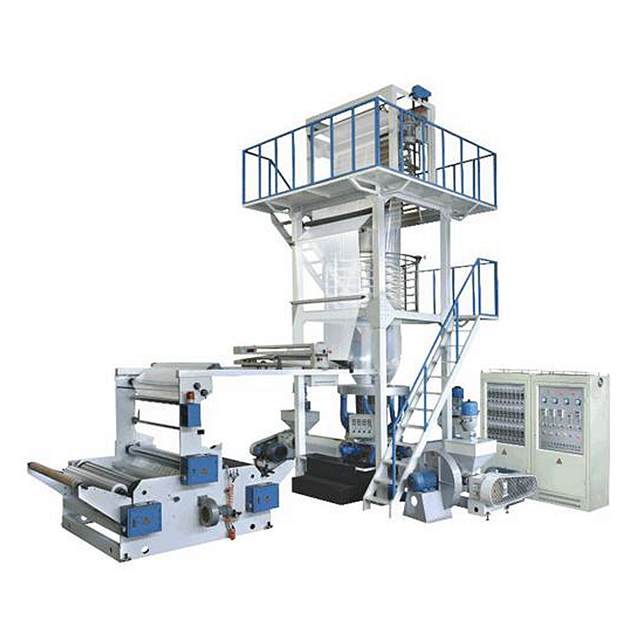 Three layers agriculture packaging food film blowing machine