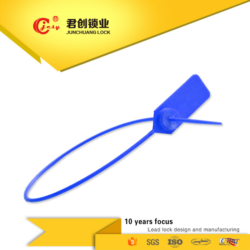 Adjustable luggage plastic security seals tamper proof cable ties
