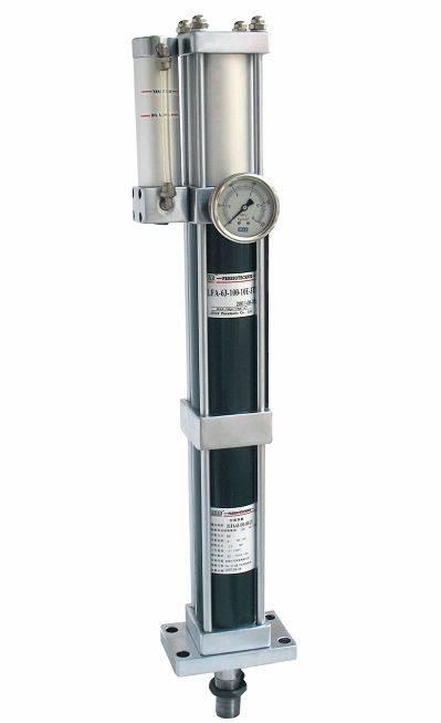 Pneumo Hydraulic Cylinder