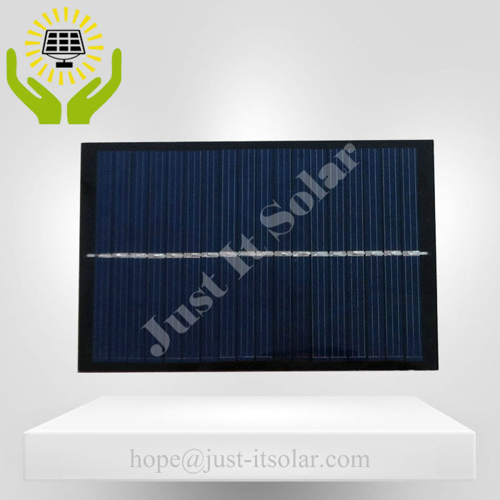 9V 150mA PET Laminated Solar Cell