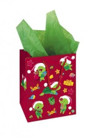 Christmas gift bag handbag made of paper ZD-1269