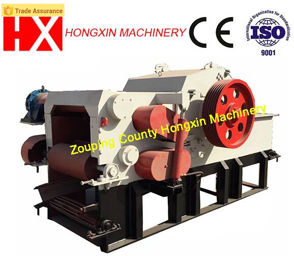 Drum wood chipper, wood crusher, wood chips mahcine, wood chipping machine, wood chips making machin