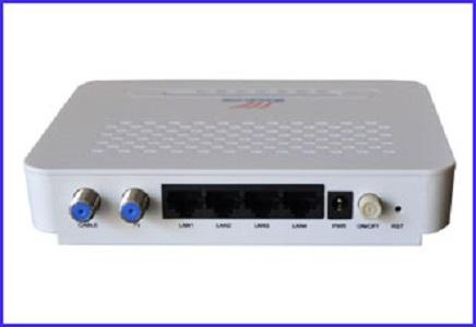Ethernet over Coax (EOC) Slave Unit
