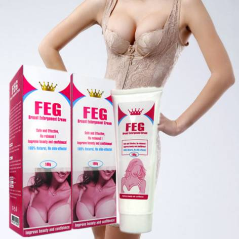 2013 FEG Latest New Product/FEG Breast Enlargement Cream/Safe and Effective