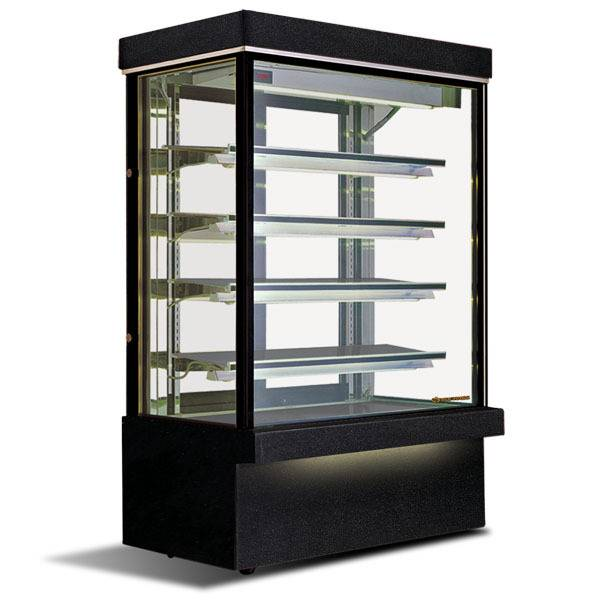Upright cake display cabinet high cake display refrigerator