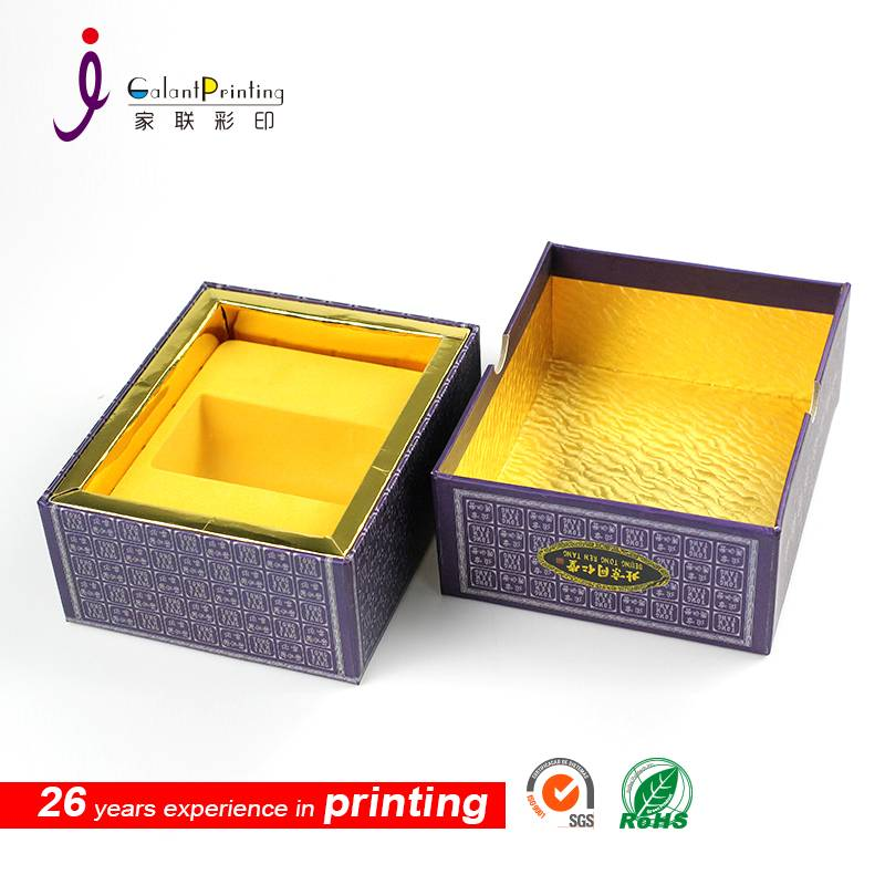 Accept Custom Order High Quality Paper Packaging Box