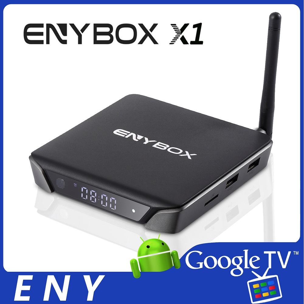 X1 Android 6.0 TV Box 2G/16G Amlogic S905X Chip 4K Kodi Full HD Smart Media Player X1 Set Top Box
