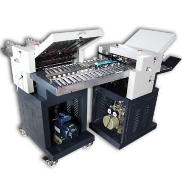 Automatic Cross Folding Machine