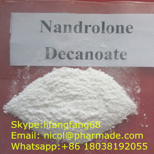 High Purity Nandrolone Decanoate Powder / Deca Durabolin