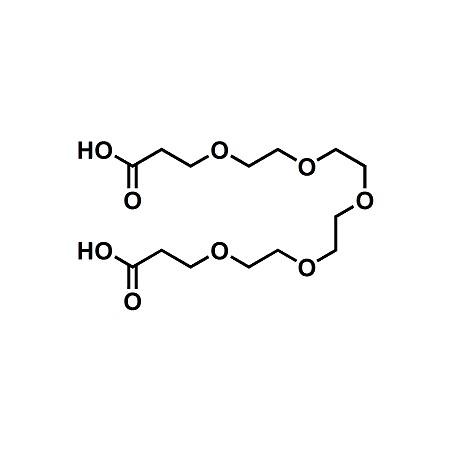 Bis-PEG5-acid; HOOC-PEG4-CH2CH2COOH; CAS#439114-13-3