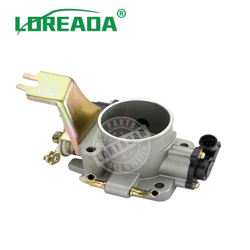 Automotor Parts Mechanical Throttle Body for BRILLIANCE SEA LIONS JINBEI 4G20D4 4G22D4