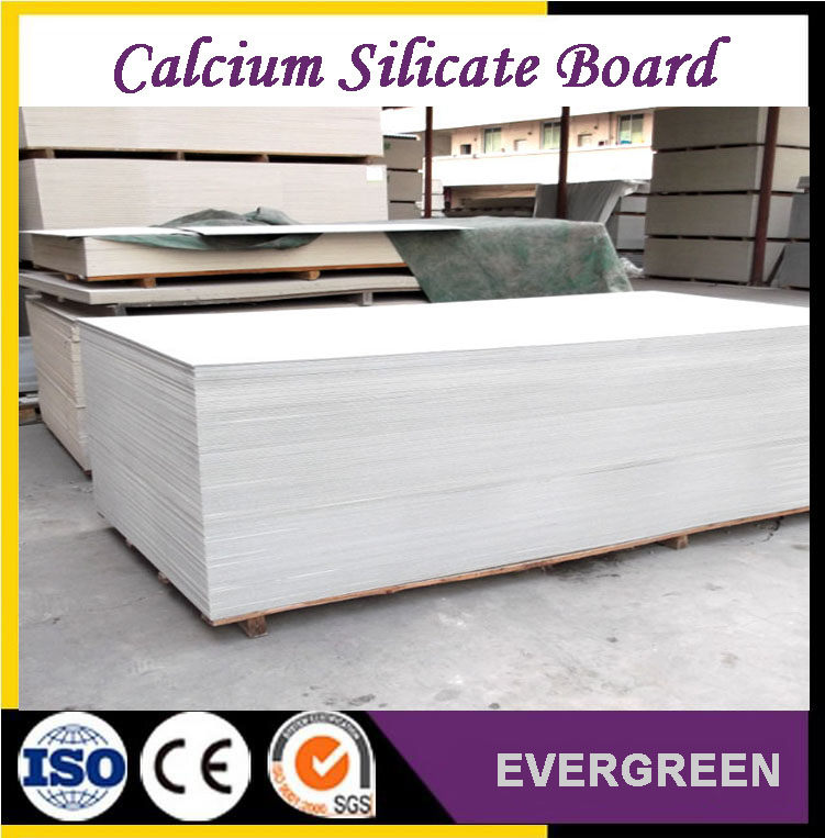 Heat Insulation Materials Calcium Silicate Boards