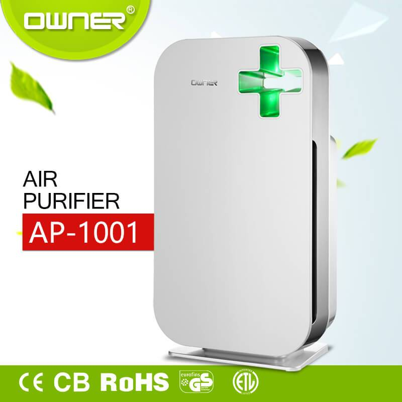 Home office use Newest Air Purifier with smog senser