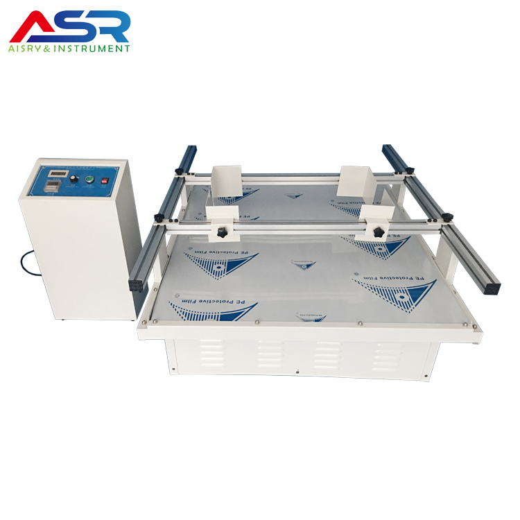 Electronic Products Transport Simulation Mechanical Vibration Test Machine