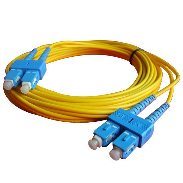 Shenzhen Factory Supply High Quality and Competitive Price SC to SC UPC SM DX Fiber Optic Patch Cord