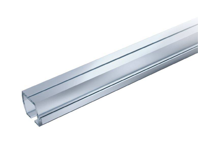 Stable aluminium industrial beam profiles