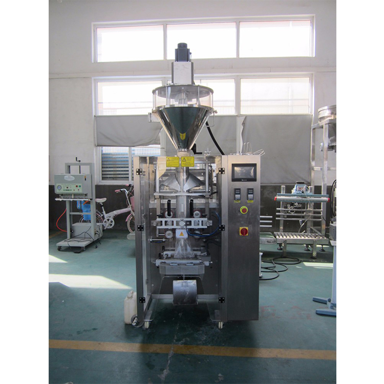 Auger filler condiment powder packing machine spice filling machine
