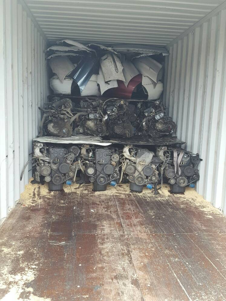 used auto parts Engine spare parts transmission