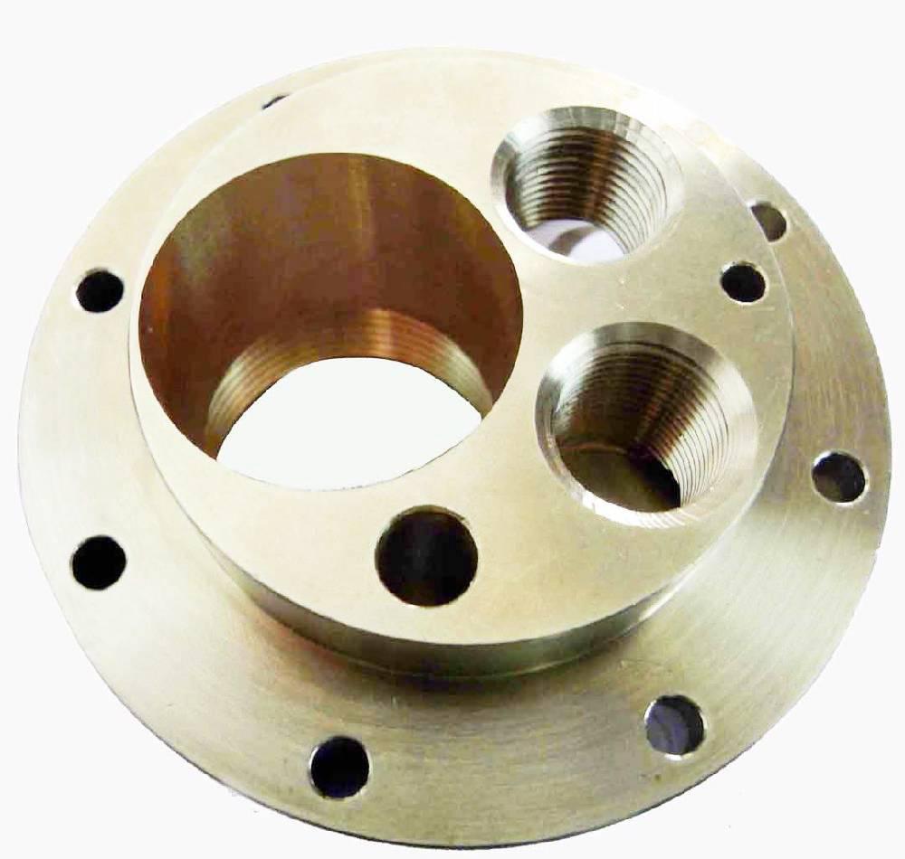precision cnc machined aluminum parts/auto precision machining parts/mixing machine precision parts