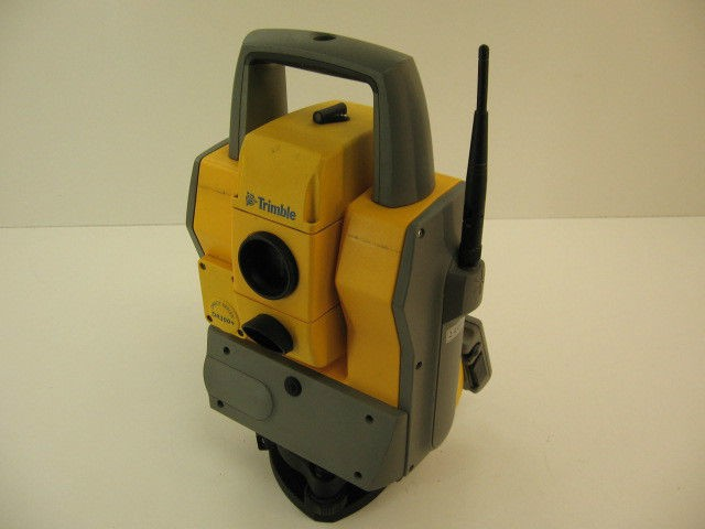 "USED TRIMBLE 5603 DR200+ 3"" PRISMLESS ROBOTIC TOTAL STATION"