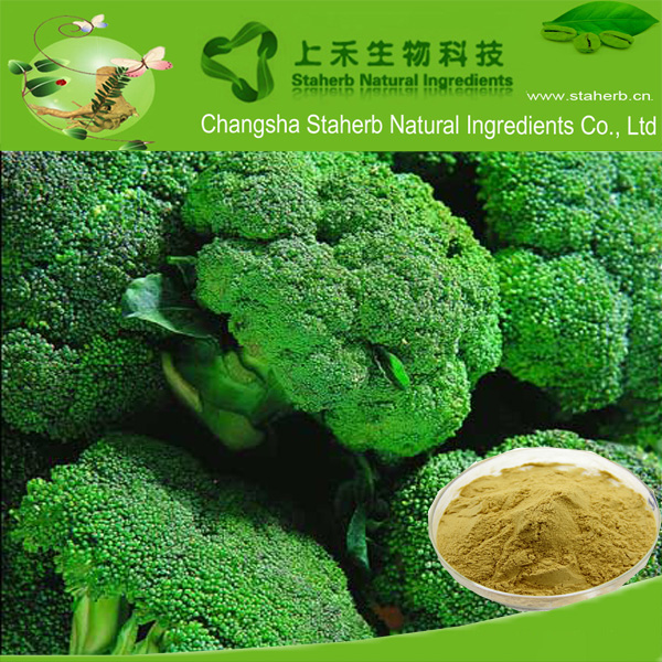 0.6%-98% Sulforaphane of Broccoli seeds extract
