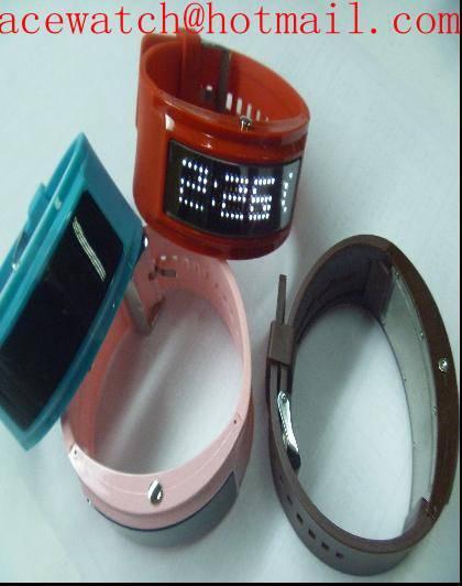 Fashion 125 LED watch