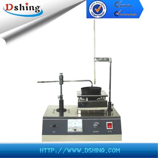 DSHD-0633 Liquid Petroleum Asphalt Flash Point Tester