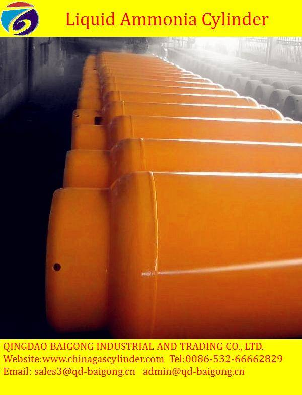 Industrial Liquid Ammonia Gas Cylinder