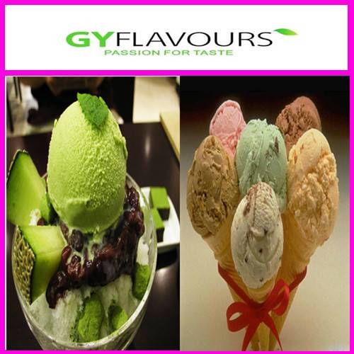 Food Flavours For Ice Cream