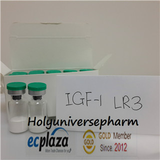 Peptitd IGF-1Lr3,CAS946870-92-4,Lyophilized Peptides Igf on sale,1mg/vial, 0.1mg/vial